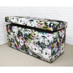 Storage FootstoolsLarge Ottoman with Storage Stool in UK 2