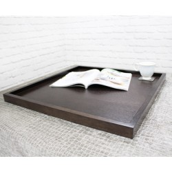 Square : Wooden Tray