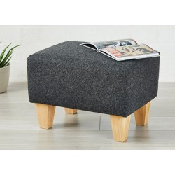 Edward : Deep Small Footstool