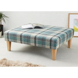 Verona : Small Rectangular Coffee Table Stool