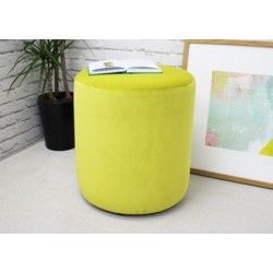 Deep Buttoned Table Stool