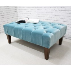 SALE Monaco : Deep Buttoned Table Stool