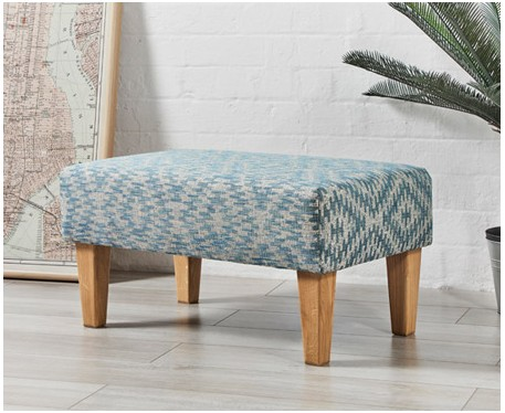 Canterbury : Plain Bench Stool