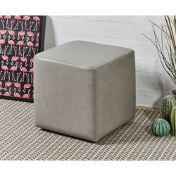 Oxford : Cube Footstool