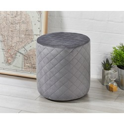 Camden Tall : Tall Drum Stool