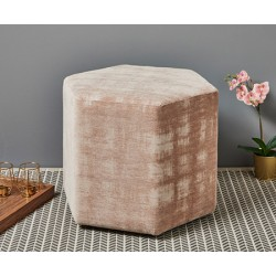 Spencer Tall : Tall Hexagonal Footstool