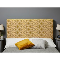 Harvey Short Single : Short Plain Headboard