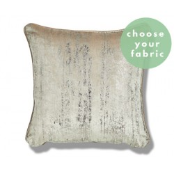 Contemporary Cushions : Square Piped Cushion