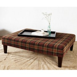 Delicieux Large Rectangular Coffee Table Stool
