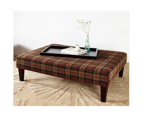 Heritage Large Rectangular Coffee Table Stool Footstools More