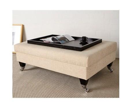Rectangular Table Stool