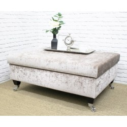 Rectangular Storage Ottoman