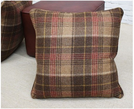 Rupert - Square Piped Cushion