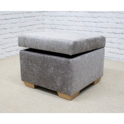 Storage Footstool  sc 1 st  Footstools u0026 Storage & Storage Footstools | Large Ottoman with Storage Stool in UK (2 ... islam-shia.org