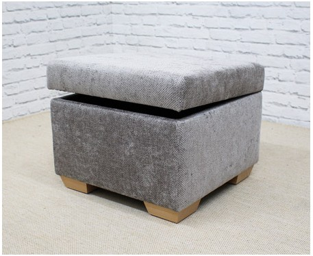 Charmant Storage Footstool