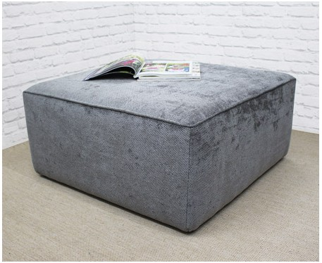 Designer Piped Coffee Table Stool