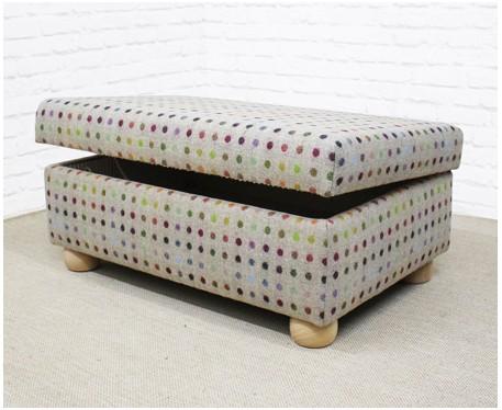 Brilliant Kensington Storage Rectangular Storage Ottoman Short Links Chair Design For Home Short Linksinfo
