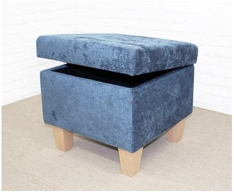 Why Not Have A Footstool Which You Can Use For Storage?