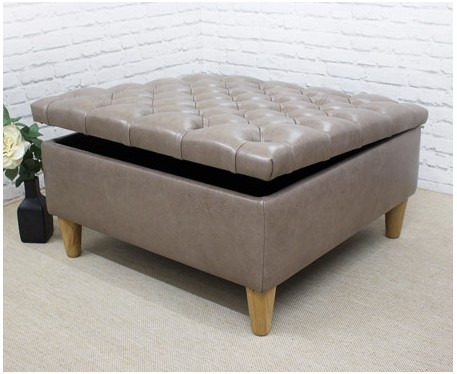 There Are Many More Things You Can Do With A Footstool Than Just Put Your Feet Up